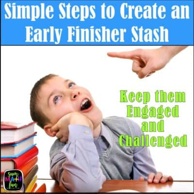 3 Steps to Easily Build An Early Finisher Stash!