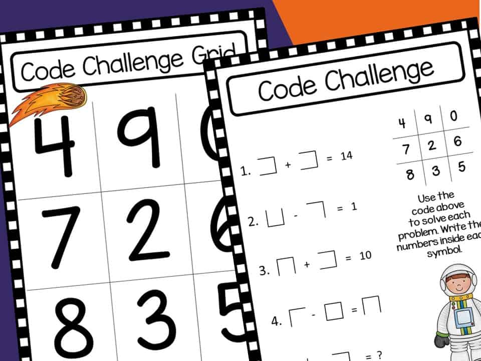early-finishers-math-challenges-project