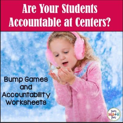 Are Your Students Accountable in Centers?