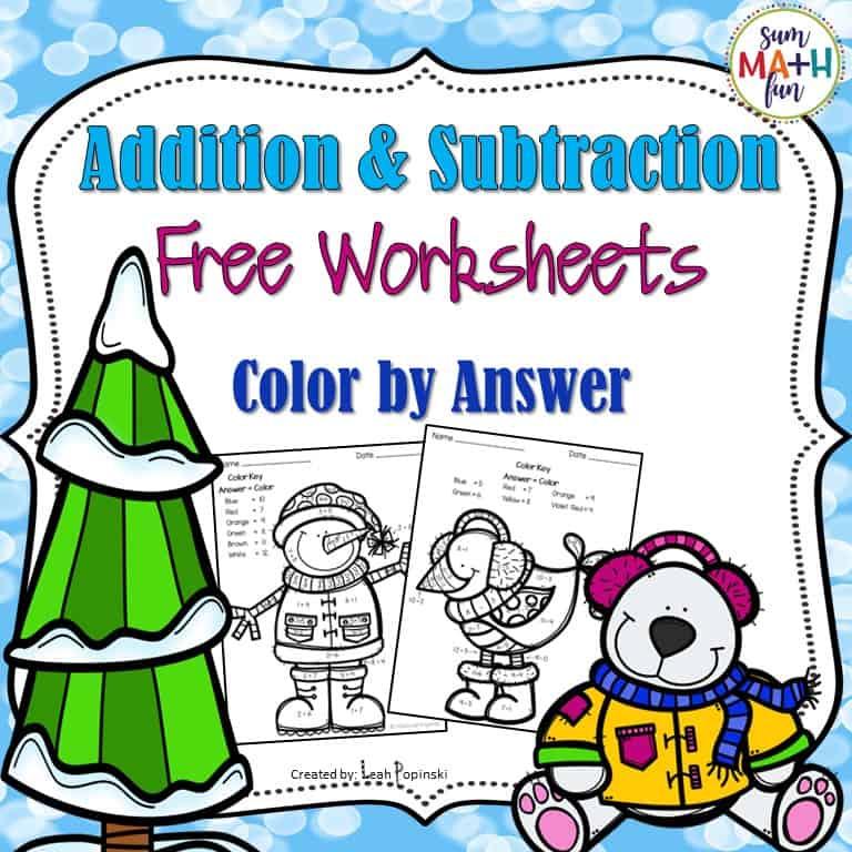 free-math-worksheets