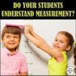 Measurement Activities for First Grade: Longest – Shortest – Between