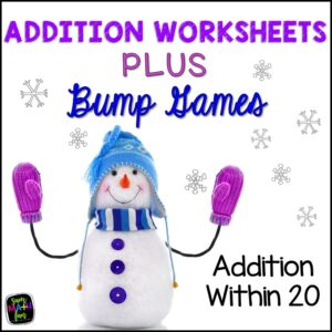 winter math worksheets winter math games accountability math centers