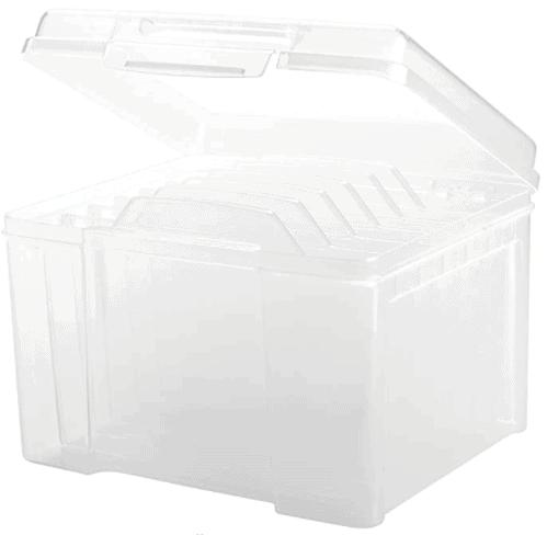 Task Card Plastic Storage