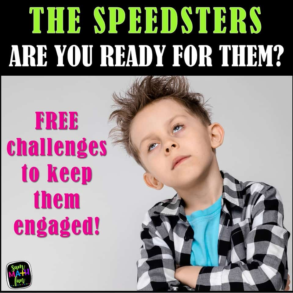 free-early-finishers-digital-printables-fast-finishers #earlyfinisher #math #fastfinisher #freeprintable