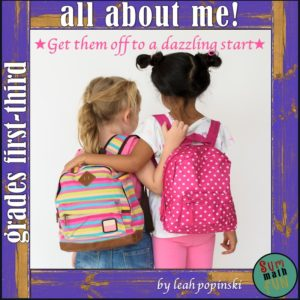 all-about-me-back-to-school-packet #allaboutme #backtoschool