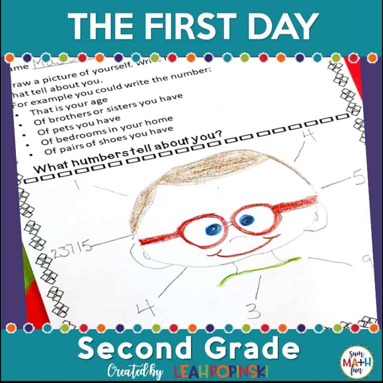 We love having this back to school no prep packet on hand and ready to go. It really keeps kids engaged and working while we get the gazillions of of things done we have to do. #backtoschool #bts #tpt