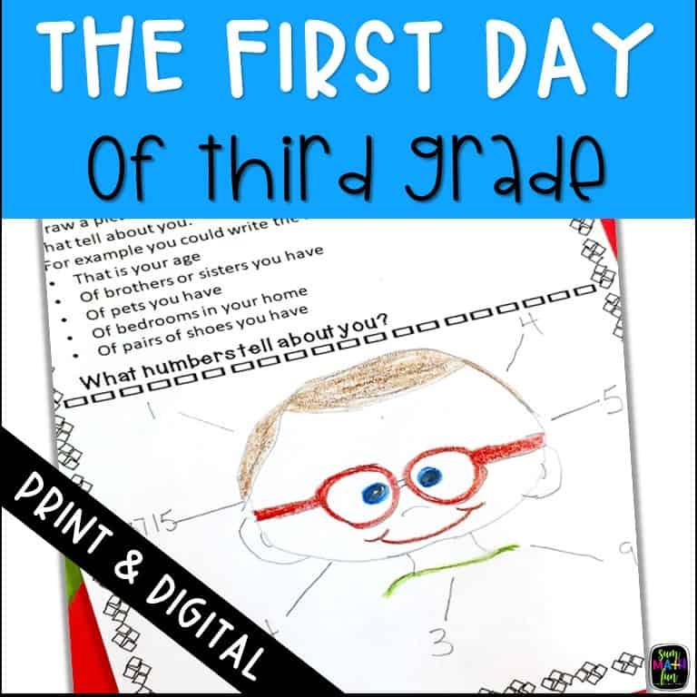 back-to-school-packet-2nd-grade-digital-print #backtoschool #bts #tpt