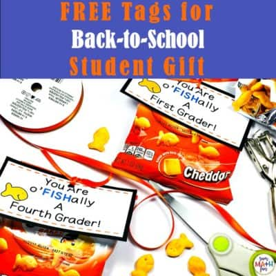 Free and Easy Back-to-School Student Gift