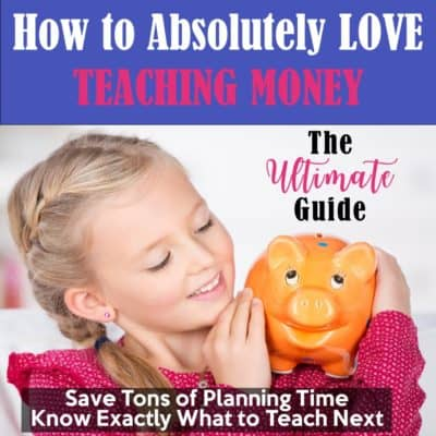 How to Absolutely Love Teaching Money