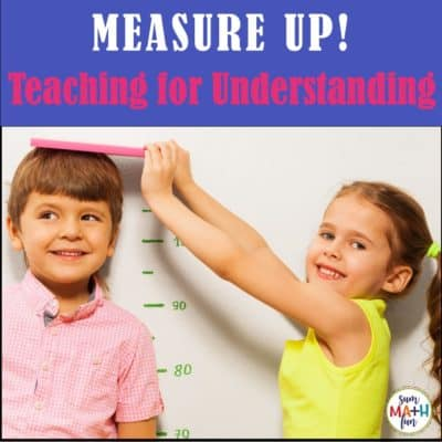 Measurement Activities for First Grade: Non-Standard