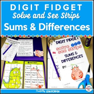 fact-fluency-activities-first-grade-kindergarten-motivational #addition #subtraction #factfluency