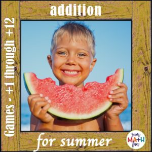 summer-addition-games #summer #addition #games