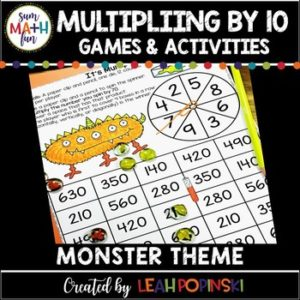 multiplication-multiples-of-10-third-grade #multiplication #multiplesof10 #thirdgradethird-grade-multiplication-games #thirdgrade #multipication #games