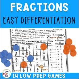 fraction-games-equivalent-comparing-differentiated #fractiongames-3rd-4th-5th #3rd #4th #5th