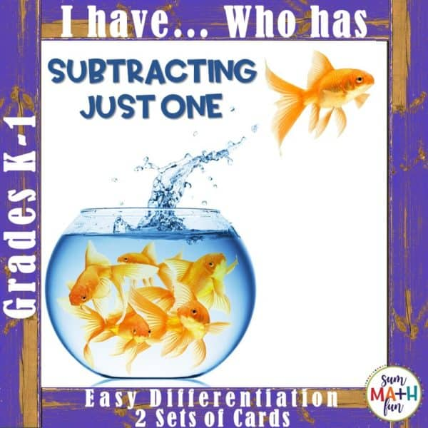 subtracting-i-have-who-has #subtraction #ihavewhohas