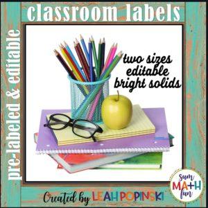 classroom-labels-editable #classroom #labels #editable