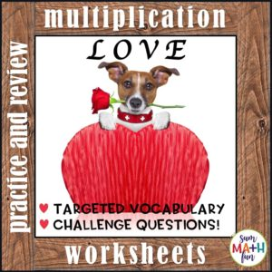 valentines-multiplication-fact-practice #valentines #multiplication #fact #practice
