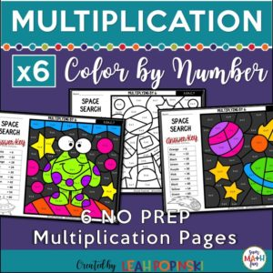 multiplication-using-six-as-a-factor #multiplication #using #six #as #a #factor