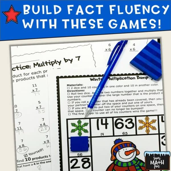 winter-multiplication-bump-games #winter #multiplication #bump #games