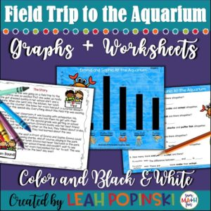 aquarium-graphing-worksheets #aquarium #graphing #worksheets
