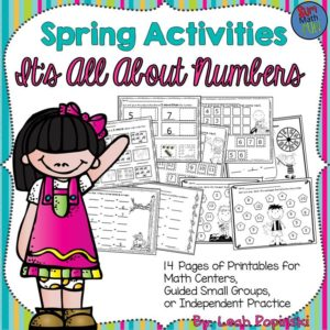 spring-activities-addition-subtraction-fact-fluency #spring #activities #addition #subtraction #fact #fluency