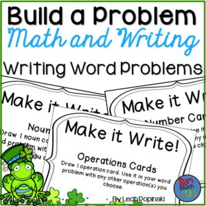saint-patricks-day-writing-word-problems #saint #patricks #writing #word #problems
