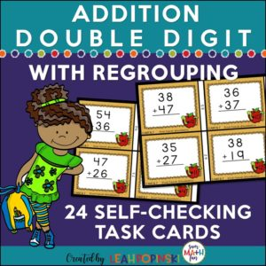 addition-double-digit #addition #double #digit