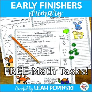 free-early-finishers-gifted-second-grade #freeprintables #early #earlyfinishers #gifted #secondgrade