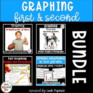 graphing-graphs-questions-first-second-grades-bundle #graphing #graphs #firstgrade #secondgrade
