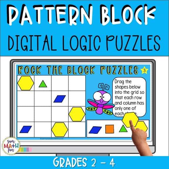 problem-solving-pattern-blocks-third #problemsolving #logicpuzzles #patternblocks