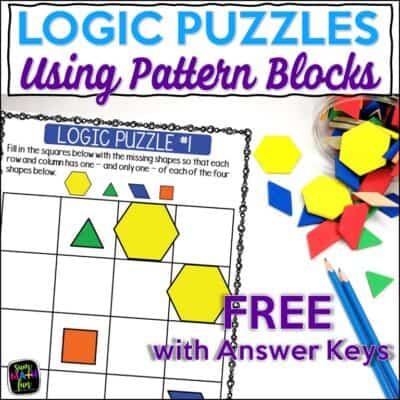 {Free} Logic Puzzles For Building Logical Reasoning Skills