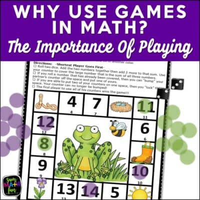 {Free} Math Bump Games for Addition Fact Practice
