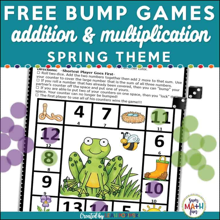 free-math-games-spring #freemath #freegames #springgames