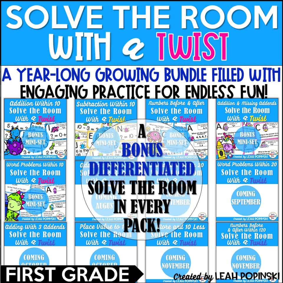growing-bundle-first-grade-math-kindergarten-math #kindergarten #firstgrade #1stgrademath #firstgrademath
