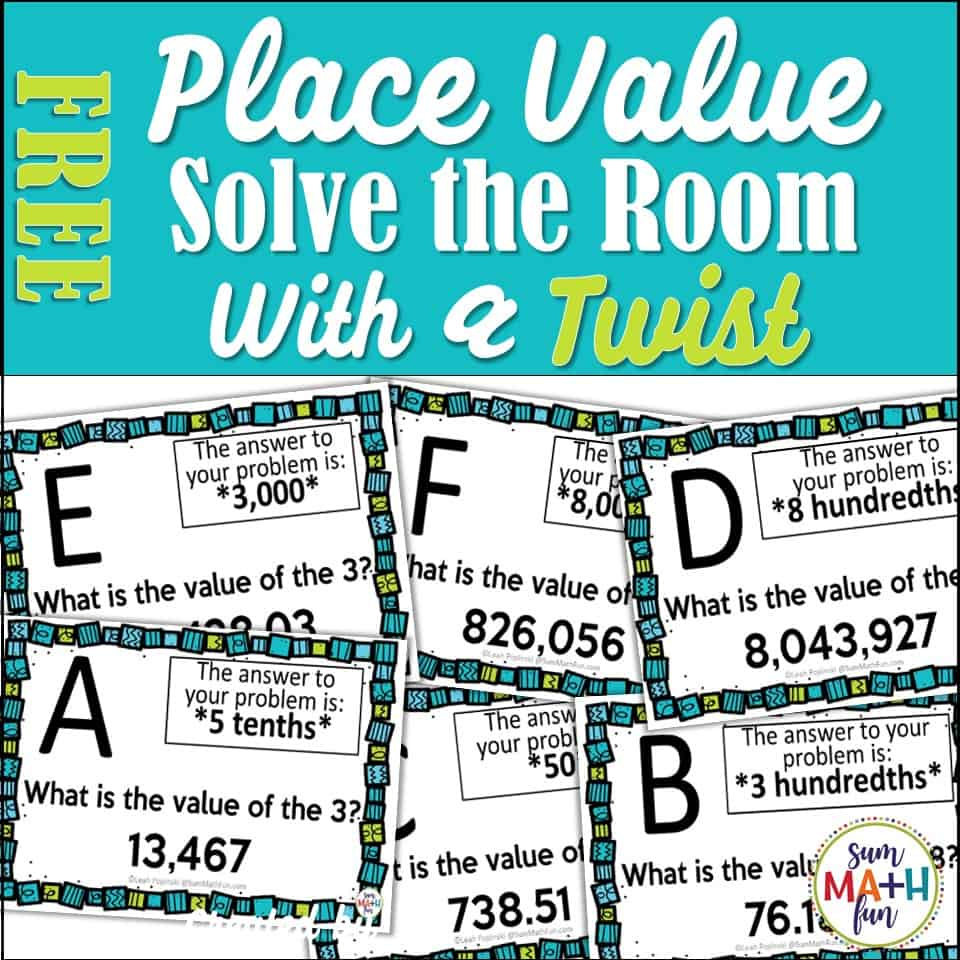 {free}-math-scavenger-hunts-solve-the-room #mathscavengerhunts #{freemath} #summathfun