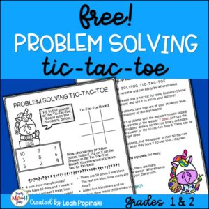 first-2nd-grade-problem-solving #first #2nd #problem #solving