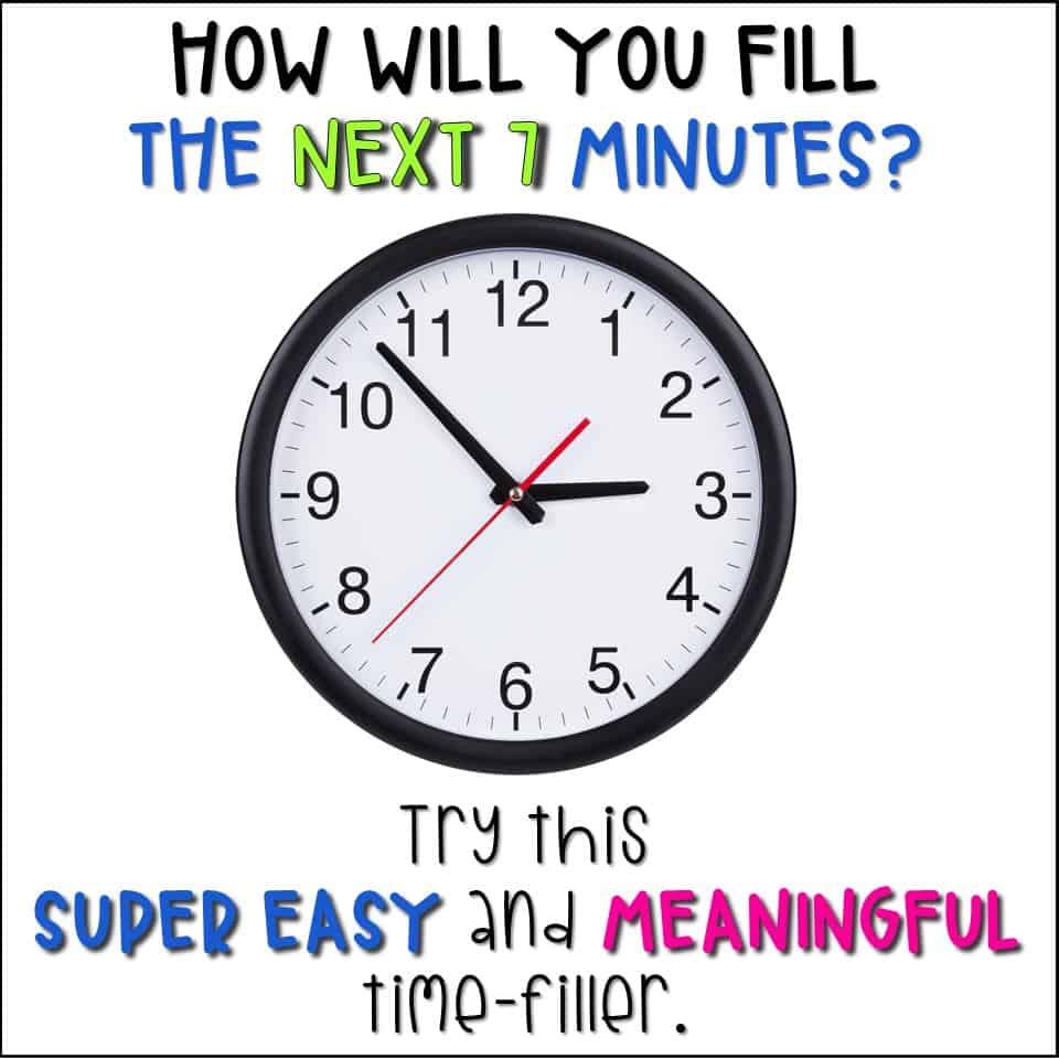 easy-time-filler-differentiated #timefiller #mathtimefiller #mathwarmup #morningwarmup