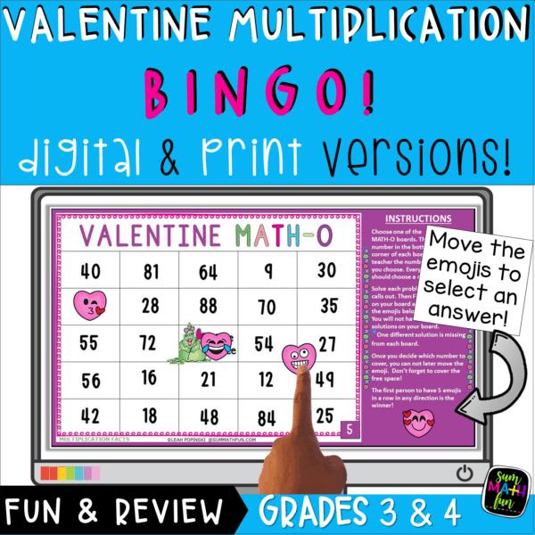 multiplication-Valentine-bingo-digital-print