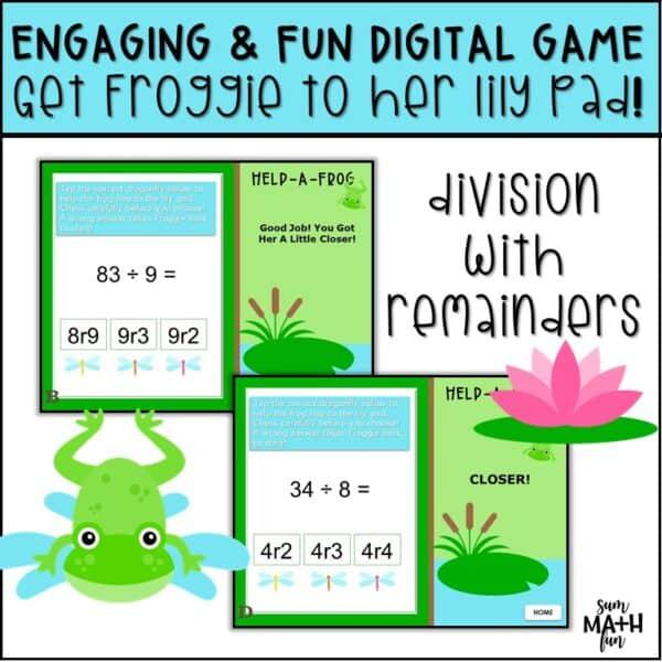 division-with-remainders-digital-game-self-checking #division #divisionwithremainders